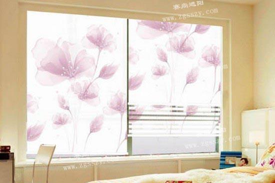 中式窗帘效果图赏析